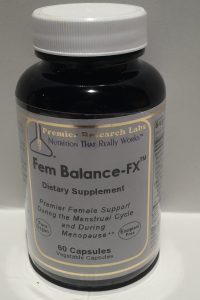 PRL Fem Balance FX 60 V-caps
