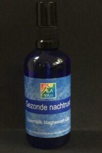 Magnesium en essentiële oliën voor je nachtrust