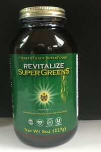 Health Force Revitalize Supergreens 227 Gr.